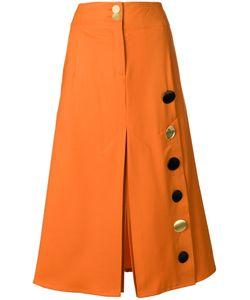 Eudon Choi | Button Detail Skirt Women