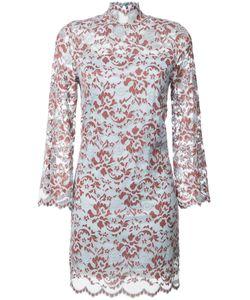 Ganni | Sheer Pattern Dress