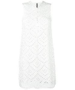 Plein Sud | Perforated Detail Dress