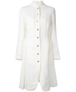 ALEKSANDR MANAMIS | Aleksandr Manamïs Contrast Button Dress Coat