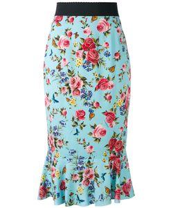 Dolce & Gabbana | Trumpet Hem Skirt