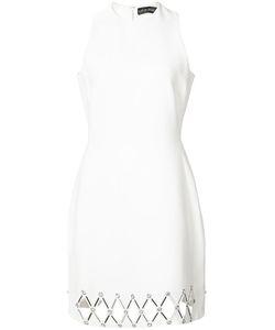 David Koma   Fitted Dress 10