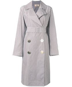 Ports | 1961 Double Breasted Coat 40 Cotton