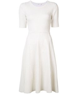 A.L.C. | A.L.C. Embossed Flared Dress