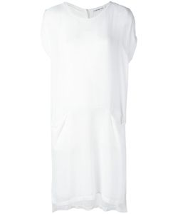 Transit | Loose Fit Short Sleeve Shift Dress