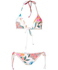 Mara Hoffman   Print Bikini Set Size Xs