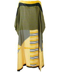 PIERRE-LOUIS MASCIA | Полосатое Пляжное Платье