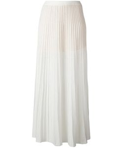 Loro Piana | Pleated Maxi Skirt Size Small