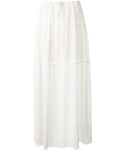 See By Chloe | See By Chloé Tie-Waist Skirt Size Medium