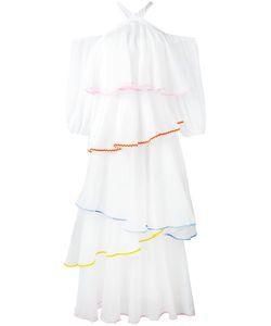 ANNA OCTOBER | Ruffled Dress