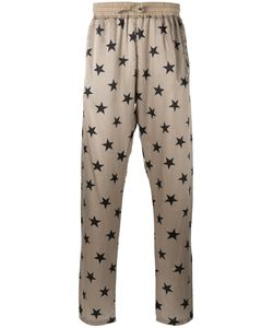Faith Connexion | Star Print Joggers Size Large