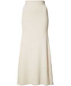Derek Lam | Ribbed Maxi Skirt