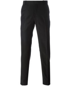 Alexander McQueen | Straight-Leg Trousers 46 Wool/Viscose/Acetate