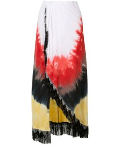BAJA EAST | Blurry Print Maxi Skirt