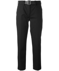 Moncler | Belted Tailored Trousers Size 40