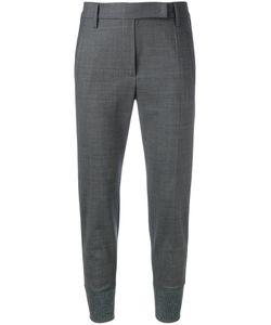 Brunello Cucinelli   Tailored Trousers Size 42