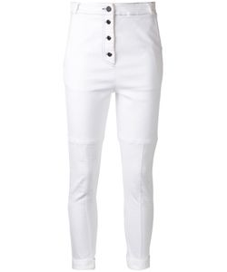 MANNING CARTELL | Pushing Buttons Trousers 8 Cotton/Polyester/Spandex/Elastane