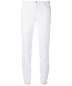 Versace Jeans | Zipped Cuff Skinny Jeans 28