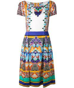 Alberta Ferretti | Printed Dress