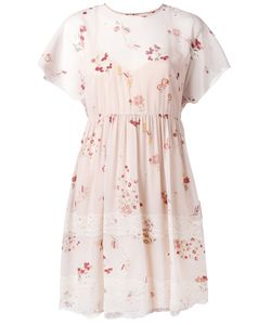Red Valentino | Print Dress
