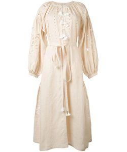 Vita Kin | Платье С Вышивкой