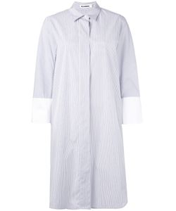Jil Sander | Striped Shirt Dress