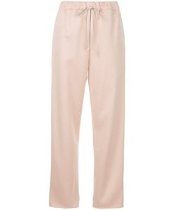 ASTRAET | Drawstring Cropped Trousers Women One