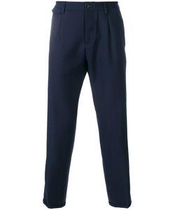 Pt01 | Straight Leg Trousers Men