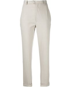 Isabel Marant Étoile | Nelia Trousers 42 Cotton/Linen/Flax/Polyamide/Spandex/Elastane
