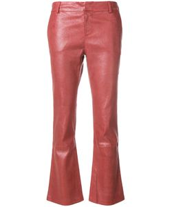 Giada Benincasa | Slim-Fit Cropped Trousers Women