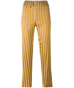 Forte Forte | Woven Stripe Trousers 3 Viscose