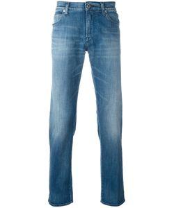 Emporio Armani | Straight-Leg Jeans 33 Cotton/Spandex/Elastane