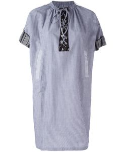J.W. Anderson | J.W.Anderson Striped Shift Dress Size 10