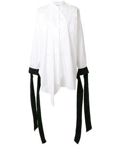 J.W. Anderson | Asymmetric Draped Shirt Women 8
