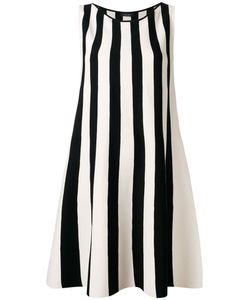 Roberto Collina | Striped Flared Dress