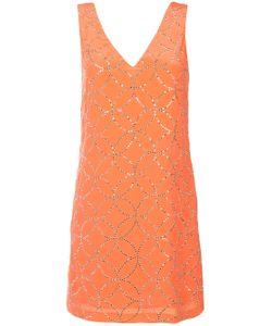 Trina Turk | V-Neck Shift Dress