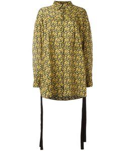 Magda Butrym | Свободная Рубашка С Цветочным Принтом