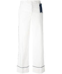 The GIGI | Straight Trousers Size 40