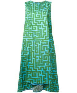 Ultràchic | Labyrinth Print Dress Size 40