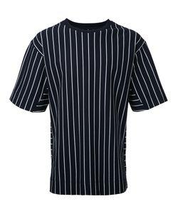 JUUN.J | Striped T-Shirt 46 Cotton