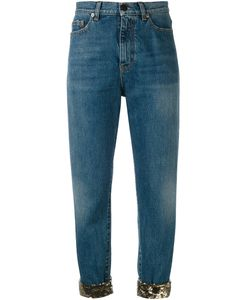 Saint Laurent | Cropped Jeans 26