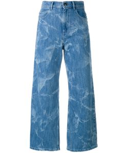Sonia By Sonia Rykiel | High-Rise Cropped Flared Jeans