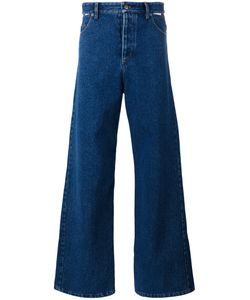 Y / PROJECT   High-Rise Bootcut Jeans Size Small