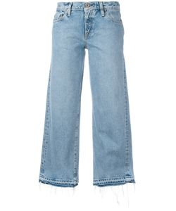 SIMON MILLER   Cropped Flared Jeans