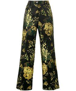 Dries Van Noten | Powell Print Brocade Trousers Size 44