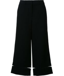 Alexander Wang | Fishing Line Trim Cropped Trousers 6