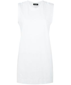 Twin-set | Long Sleeveless T-Shirt Xxl Cotton