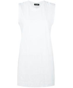 Twin-set | Long Sleeveless T-Shirt Xxl Cotton
