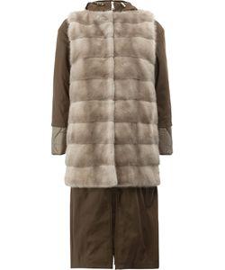 Blancha | Fur Gilet Women