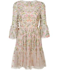 Needle & Thread | Embroidered Shift Dress Size 4
